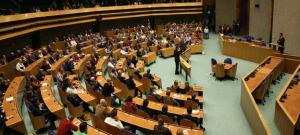 Plenaire Zaal van de Tweede Kamer