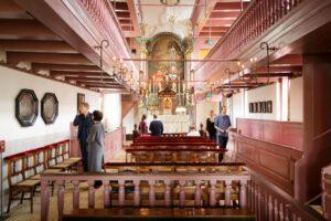 Schuilkerk van museum Ons' Lieve Heer op Solder