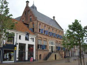 Museum Martena in Franeker.