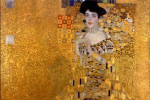 Schilderij van Gustav Klimmt